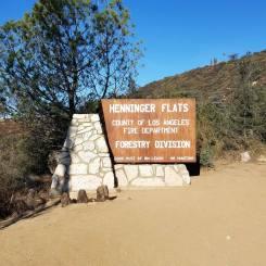 Henninger Flats Trail